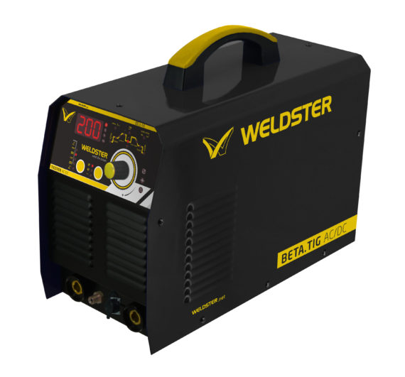 TIG AC/DC from WELDSTER