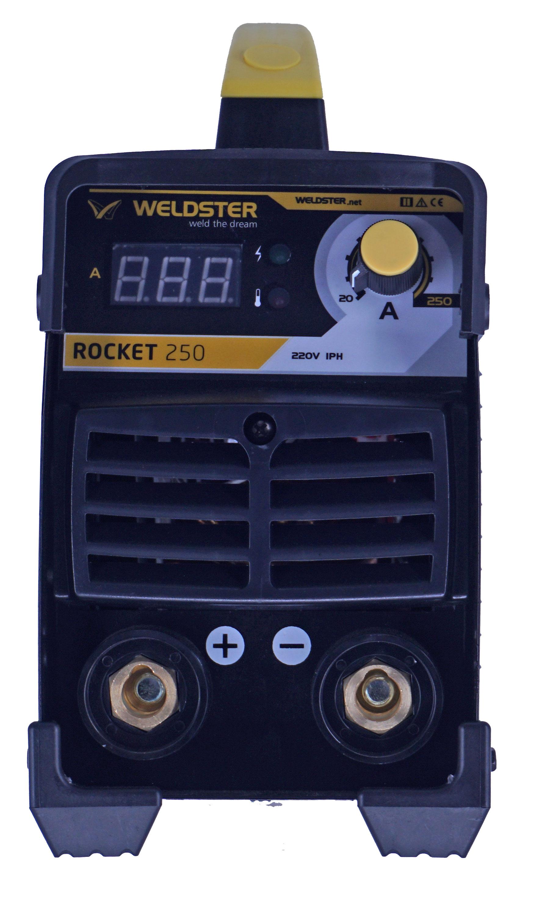 WELDSTER 200 - FRONT VIEW
